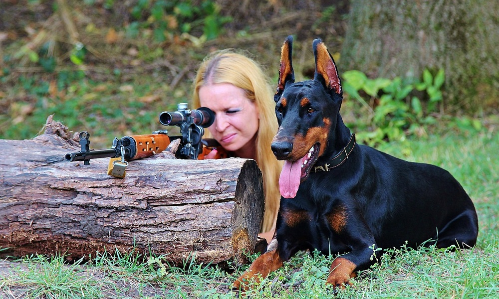 Cool Hunting Dog Names