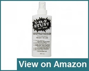 The Stuff 16oz Dog Conditioner Review
