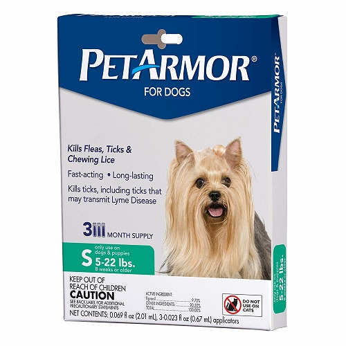 PetArmor Dog Flea and Tick Treatment Review