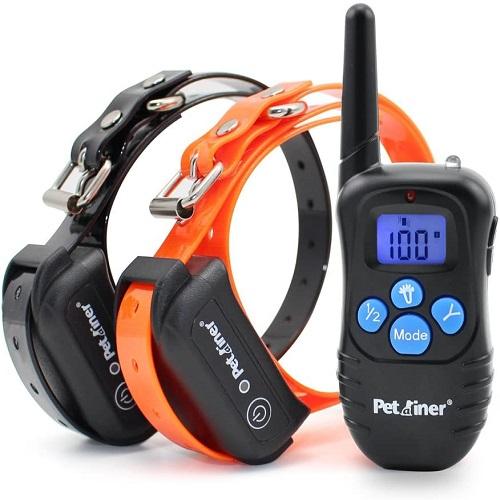 Petrainer Waterproof Dog Shock Collar Review