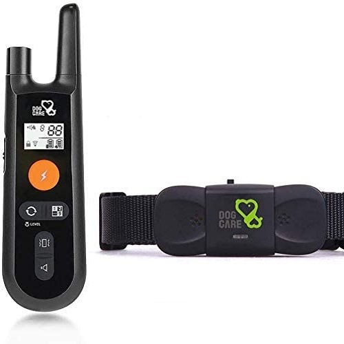 Rechargeable Dog Training Shock Collar Review