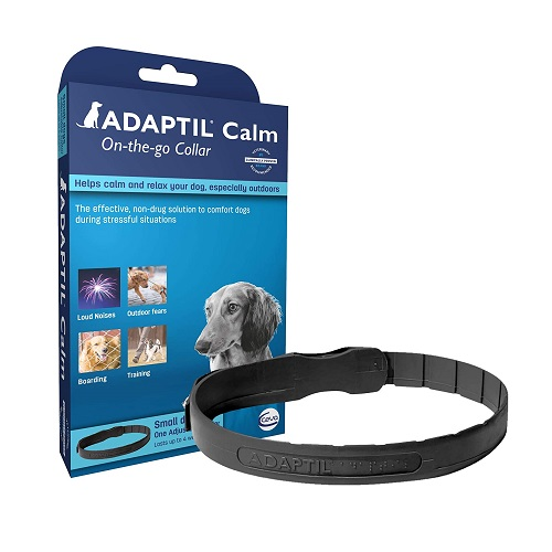Adaptil Calm On-The-Go Collar for Dogs Review