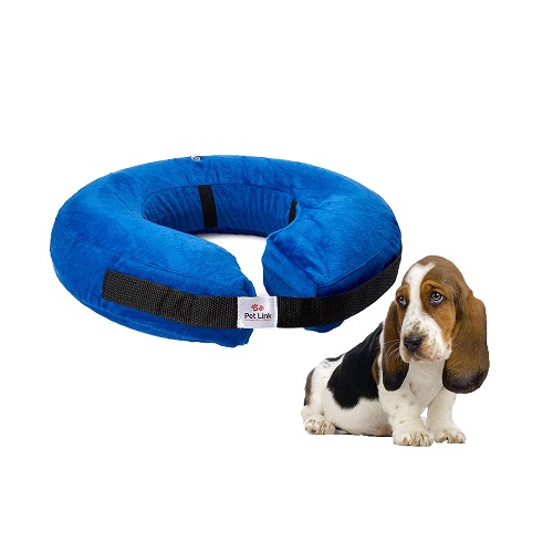 Pet Link Inflatable Dog Collar Review