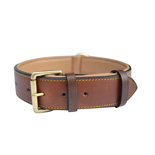 Soft Touch Leather Padded Dog Collar Review