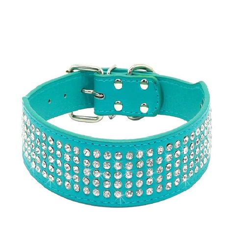 Beirui Rhinestone Dog Collar Review