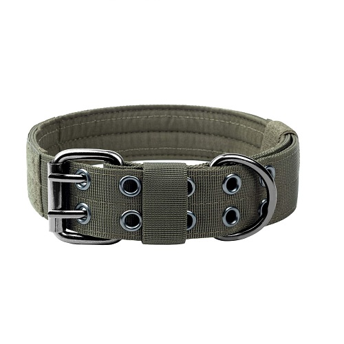 One Tigris Military Dog Collar Review