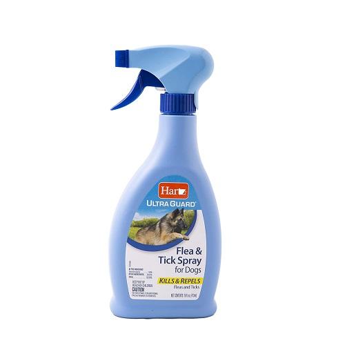 Hartz UltraGaurd Flea Spray Review