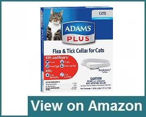 Adams Plus Collar Review