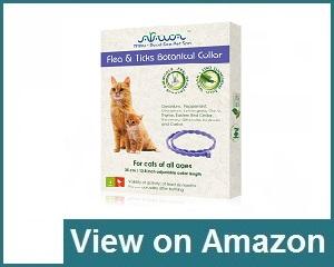 Arava Flea & Tick Collar Review