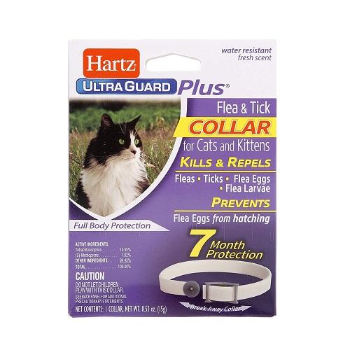 Hartz Flea Collar for Cat Review