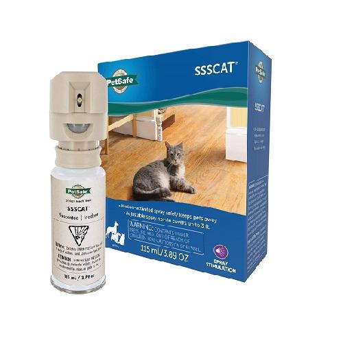 PetSafe Cat Deterrent Spray Review