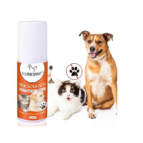 Segminismart Cat Deterrent Spray Review