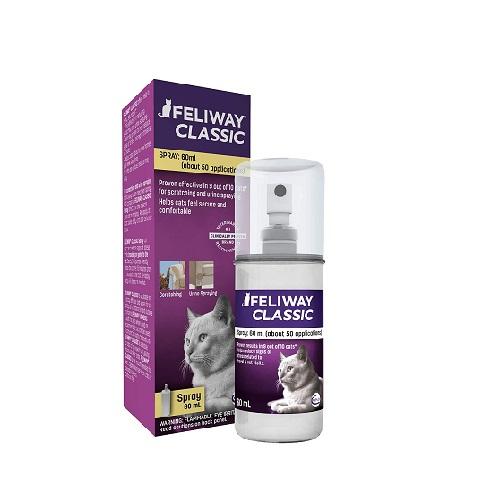 Feliway Cat Pheromone Spray Review