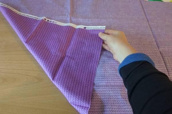 Dog Bandana Fabric Material
