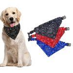 Make a Dog Bandana Collar