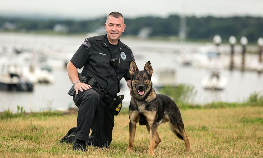 Police German Shepherd Dogs Names
