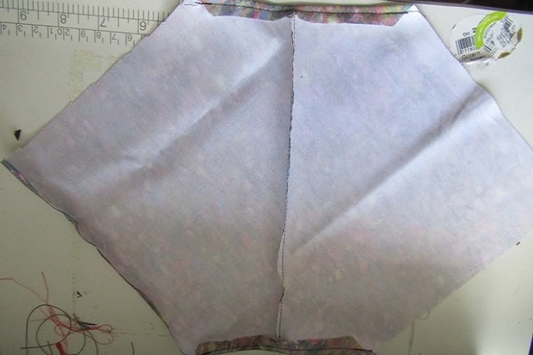 Two-Fold and Sew the Ends