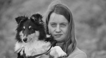 Black and White Dog Names